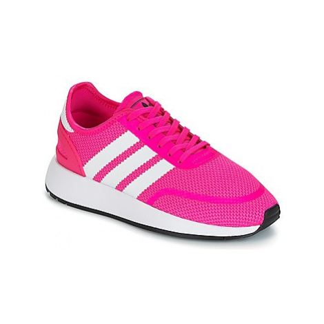 Adidas N-5923 J girls's Children's Shoes (Trainers) in Pink