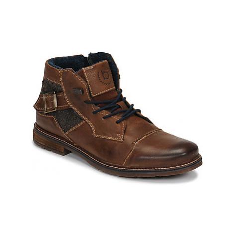 Bugatti ROLLAND men's Mid Boots in Brown