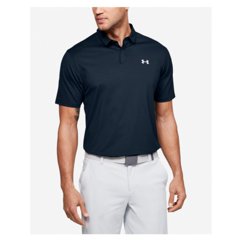 Under Armour Iso-Chill Polo Shirt Blue