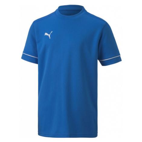 Puma TEAM GOAL TRAINING JERSEY CORE JR - Boys' sports T-shirt