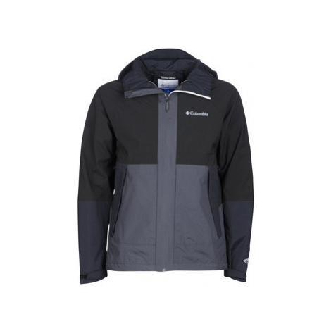 Columbia EVOLUTION VALLEY JACKET MOUNTAIN men's Jacket in Black
