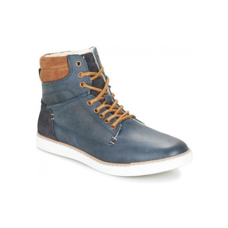 Bullboxer - boys's Children's Shoes (High-top Trainers) in Blue