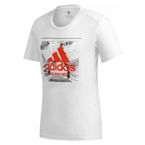 Fast Graphics T-Shirt Men Adidas