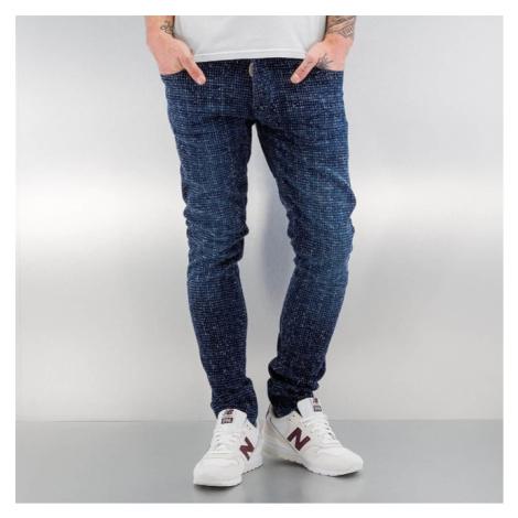 2Y Bradford Skinny Jeans Blue