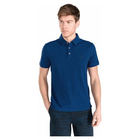 Armani Exchange Polo Shirt Blue