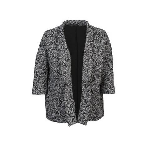 Sisley FRANDA women's Jacket in Grey