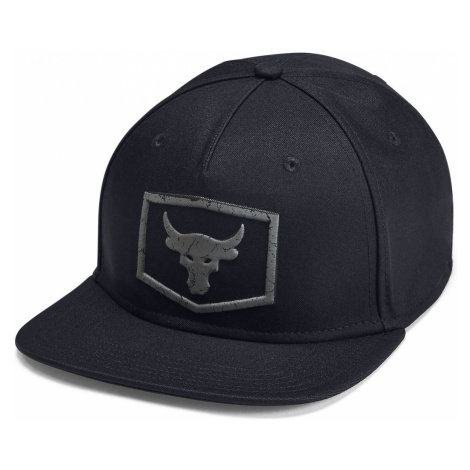 Under Armour Project Rock Strength Cap Black