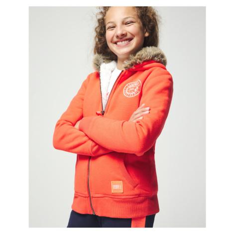 O'Neill Anisa Superfleece Kids sweatshirt Orange