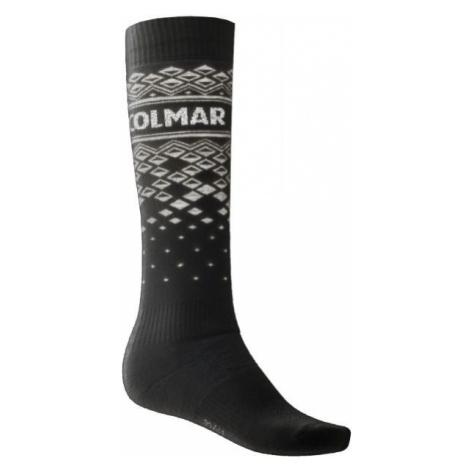 Colmar LADIES SOCKS black - Women's ski knee socks