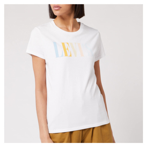 Levi's Women's The Perfect T-Shirt - 90's Serif T2 Levi´s