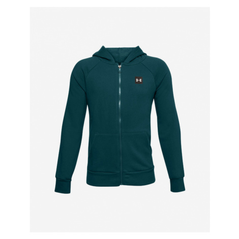 Under Armour Rival Kids sweatshirt Green