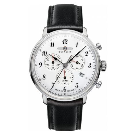 Mens Zeppelin Hindenburg Chronograph Watch