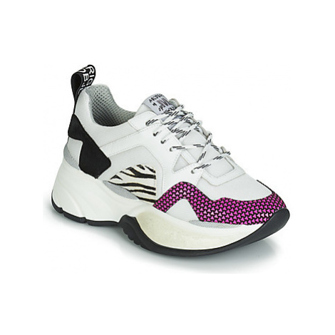 Meline ARGAGALI women's Shoes (Trainers) in White