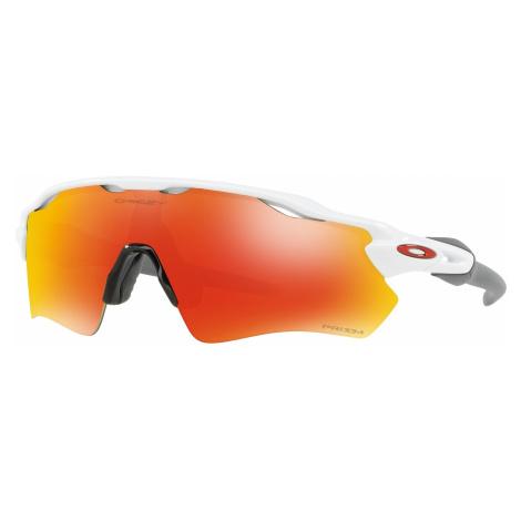 glasses Oakley Radar EV Patch - Polished White/Prizm Ruby