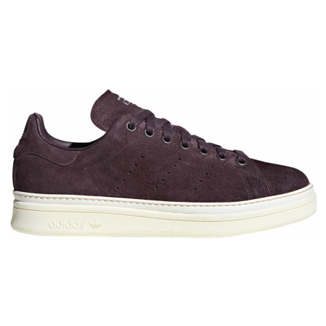 adidas Originals Stan Smith New Bold Sneakers Violet