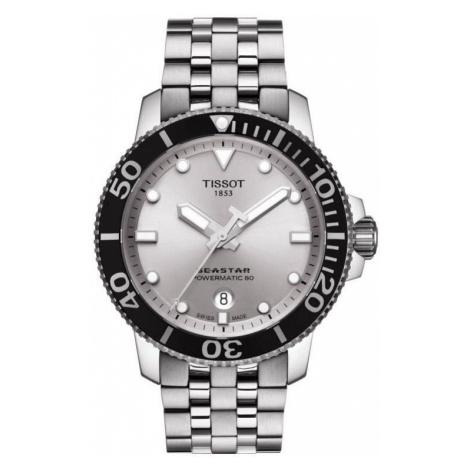 Tissot Watch Seastar 1000 D