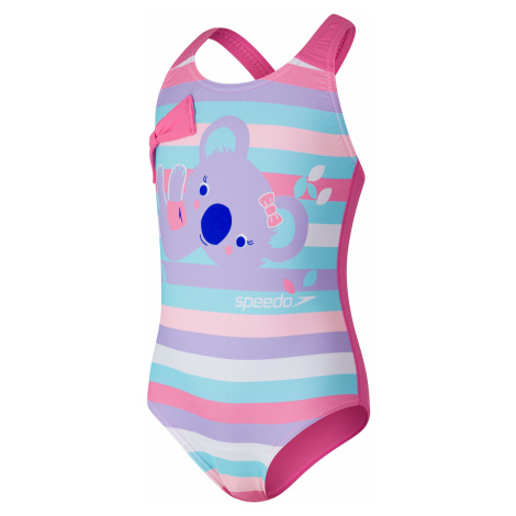 Koko Koala Crossback Swimsuit Speedo