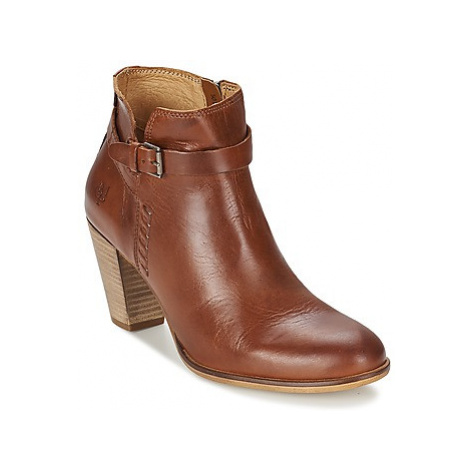 Marc O'Polo BOMELA women's Low Ankle Boots in Brown