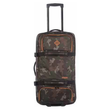 suitcase Animal Everglade - Camo Green