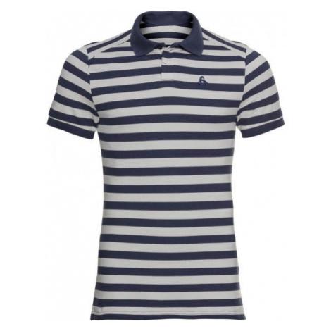 Odlo MEN'S T-SHIRT POLO S/S CONCORD gray - Men's T-shirt