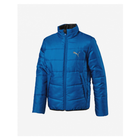 Puma Kids Jacket Blue