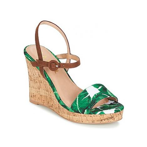 Ravel HOBSON women's Sandals in Green