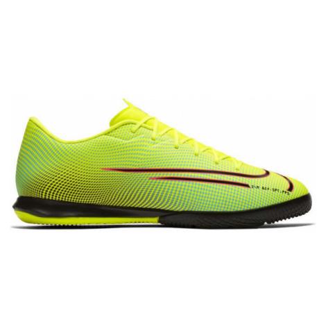 Nike MERCURIAL VAPOR 13 ACADEMY MDS IC yellow - Men's indoor court shoes