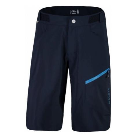 Maloja LUISM dark blue - Multisports shorts