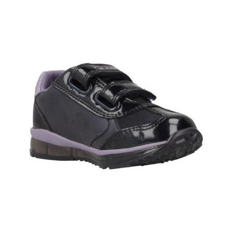 Geox B TODO GIRL girls's Children's Shoes (Trainers) in Purple