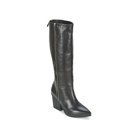 Vic MODIA women's High Boots in Black