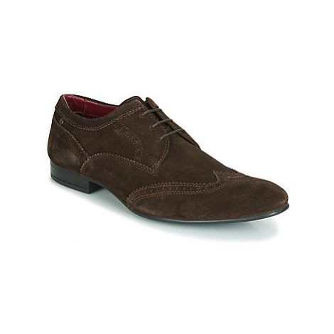 Base London PURCELL men's Casual Shoes in Brown