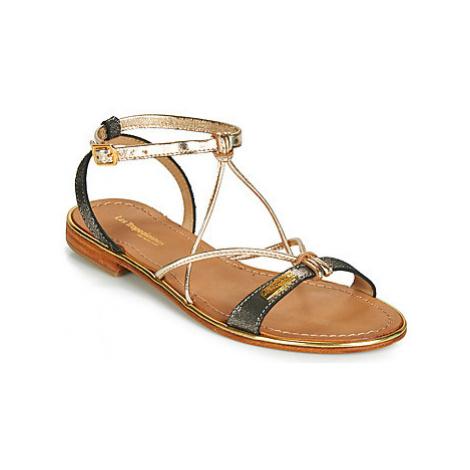 Les Tropéziennes par M Belarbi HIRONDEL women's Sandals in Black