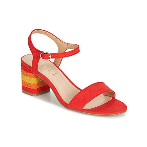 Ravel CLEMONT women's Sandals in Orange