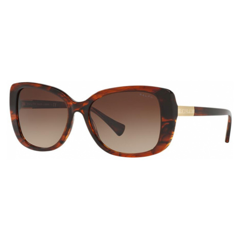 Ralph Woman RA5223 - Frame color: Brown, Lens color: Brown, Size 57-16/140
