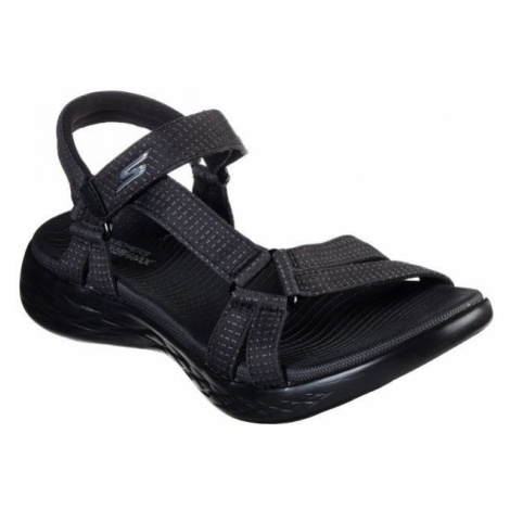 Skechers ON-THE-GO 600 BRILLIANCY black - Women's sandals