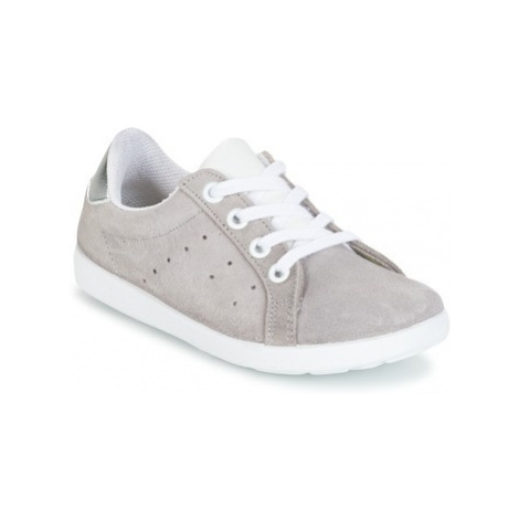 Citrouille et Compagnie HINETTE girls's Children's Shoes (Trainers) in Grey