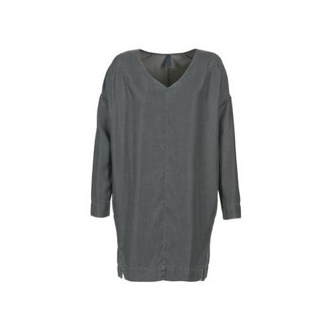 Benetton GRATIF women's Dress in Grey United Colors of Benetton