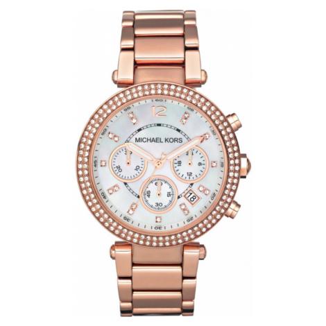 Ladies Michael Kors Parker Chronograph Watch MK5491
