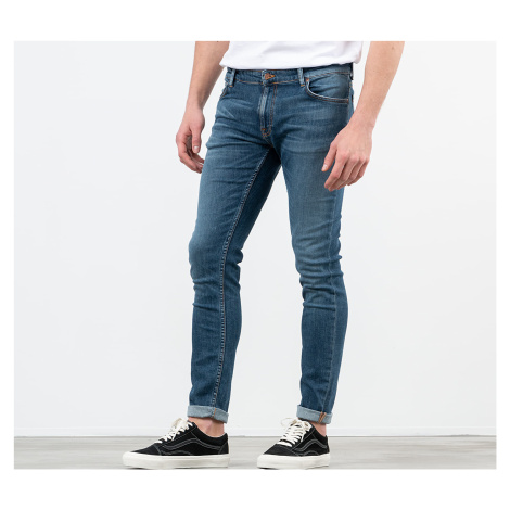 Nudie Jeans Skinny Lin Jeans Blue Navy Nudie Jeans Co