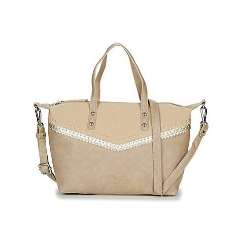 Fuchsia HENLEY 5 women's Handbags in Grey