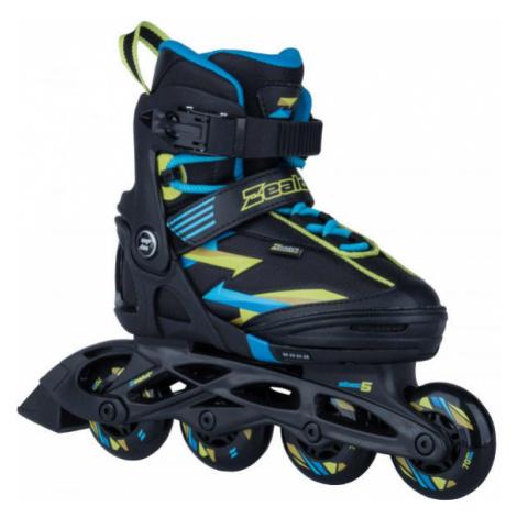 Zealot SHAPER black - Kids' inline skates