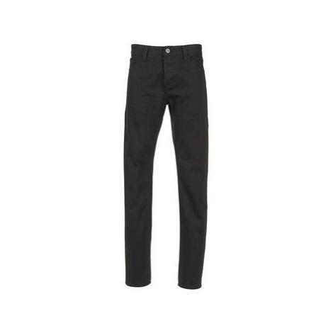Yurban IEDABALO men's Jeans in Black