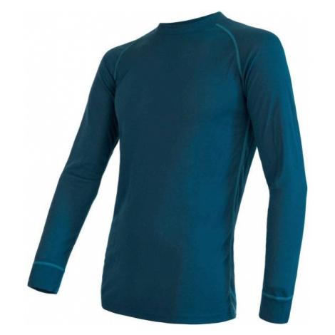 Sensor ACTIVE blue - Men's functional T-shirt