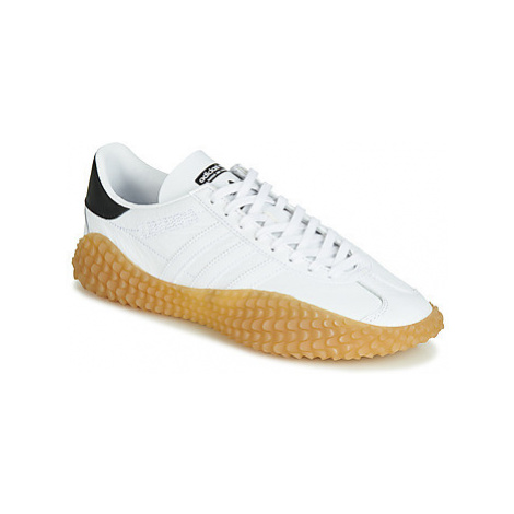 Adidas COUNTRYXKAMANDA men's Shoes (Trainers) in White