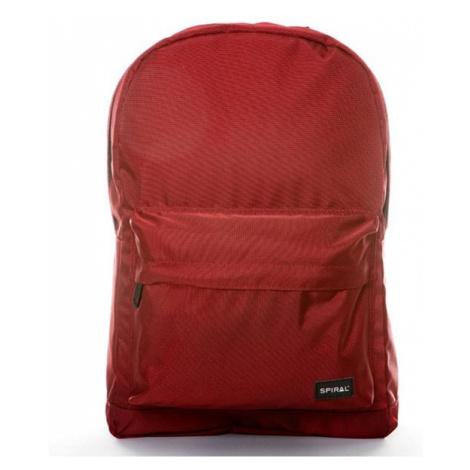 Spiral Active Backpack bag Burgundy
