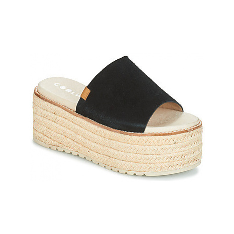 Coolway NEWBOR women's Mules / Casual Shoes in Black