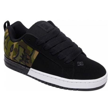 DC COURT GRAFFIK SQ black - Men's leisure shoes