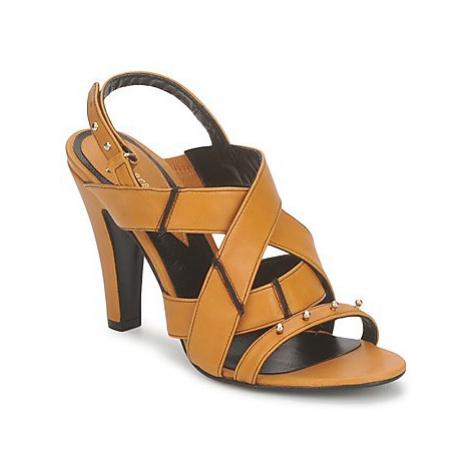 Karine Arabian DOLORES women's Sandals in Yellow