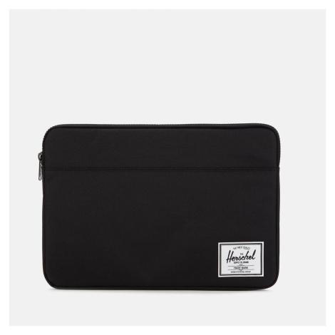 Herschel Supply Co. Men's Anchor Macbook 15 Sleeve - Black