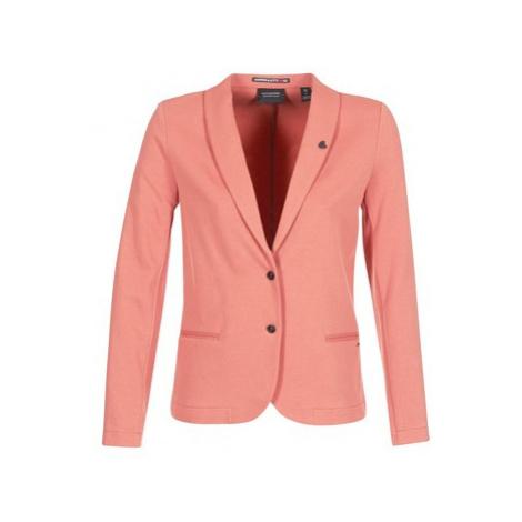 Maison Scotch BERLAD women's Jacket in Pink Scotch & Soda